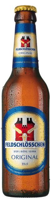 Very popular German beer in Switzerland.