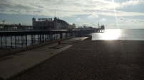 Brighton pier :)