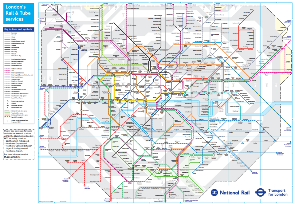 National Rail Uk Map.National Rail Map Europe According To Beata