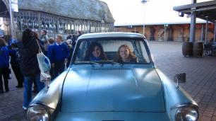 Weasley Car!