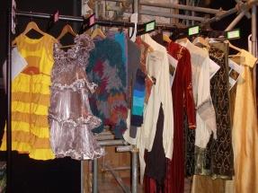 Fleur Delacour's Wardrobe