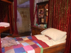 Ron and Harry's beds