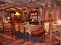 Weasleys' house