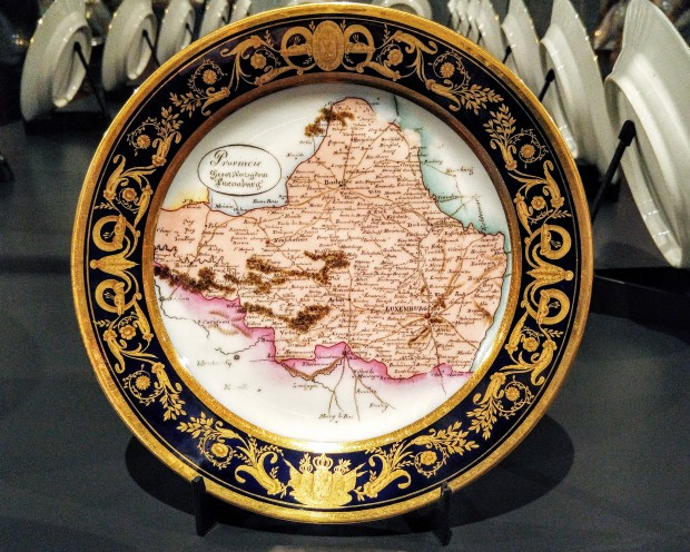 Plate Depicting the Great Kingdom of Luxembourg