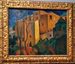 Ancient Quarter in Cagnes, by André Derain