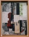 Violin, by Nadejda Oudaltsova