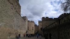 Inside Tower of London